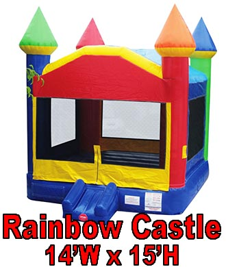 Louisville Bobcat Inflatable Bounce House Rental Southern